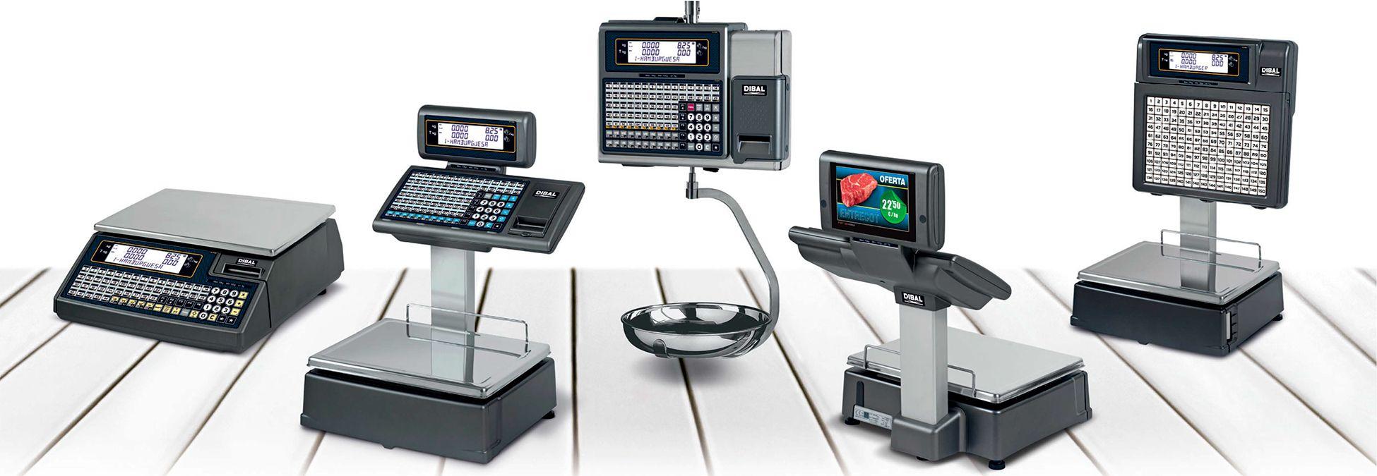 Balances electròniques - GAma 500
