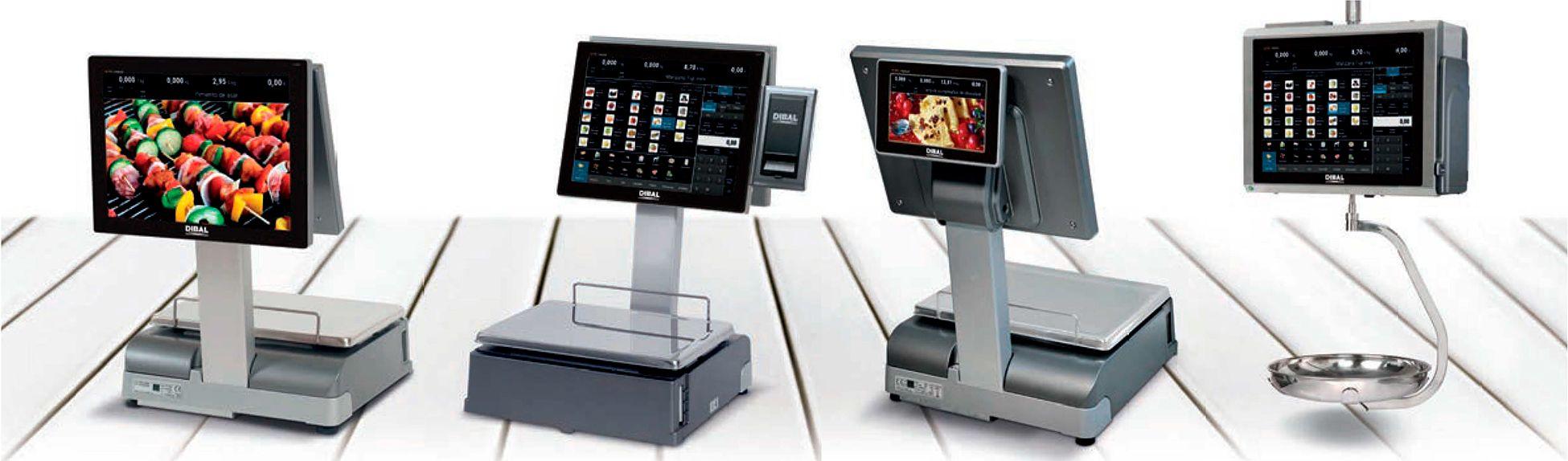 Balances amb PC - Solucions pesatge petit comerç