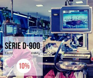 Oferta balances Dibal sèrie D-900